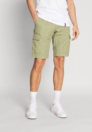 JOHN  - Pantalon cargo - green