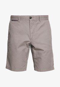 Tommy Hilfiger - BROOKLYN SHORT LIGHT TWILL - Shorts - grey - 3