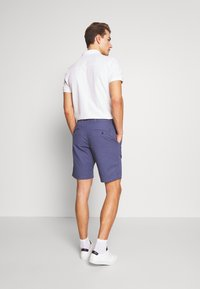 Tommy Hilfiger - BROOKLYN SHORT LIGHT TWILL - Shorts - blue - 2