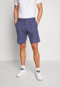 Tommy Hilfiger - BROOKLYN SHORT LIGHT TWILL - Shorts - blue - 0