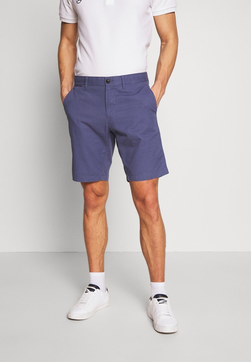 Tommy Hilfiger - BROOKLYN SHORT LIGHT TWILL - Shorts - blue