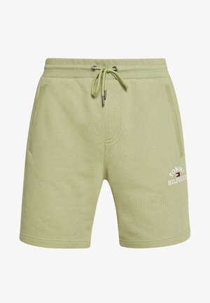 BASIC EMBROIDERED  - Shorts - green