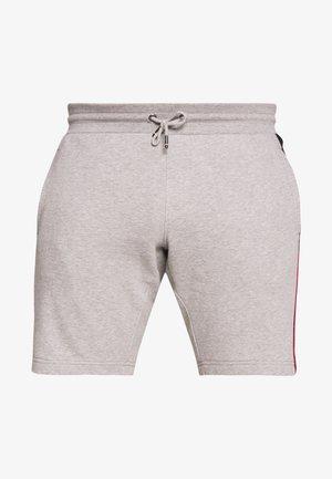 INTARSIA  - Shorts - grey