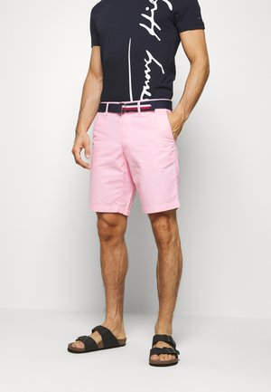 BROOKLYN LIGHT BELT - Shorts - pink