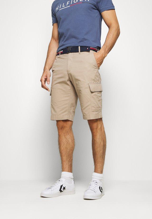 JOHN CARGO - Pantalones cargo - beige