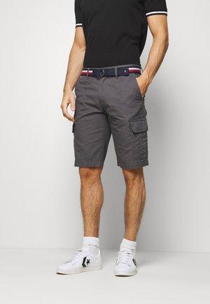 JOHN CARGO - Pantalones cargo - grey