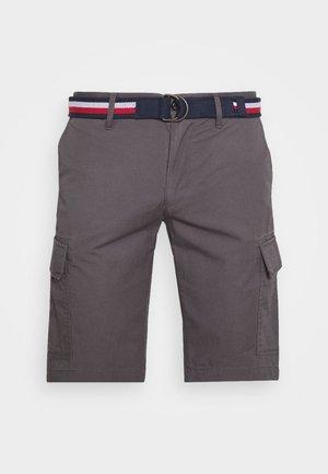 JOHN CARGO - Pantalon cargo - grey
