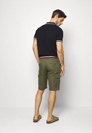 JOHN CARGO - Cargo trousers - khaki