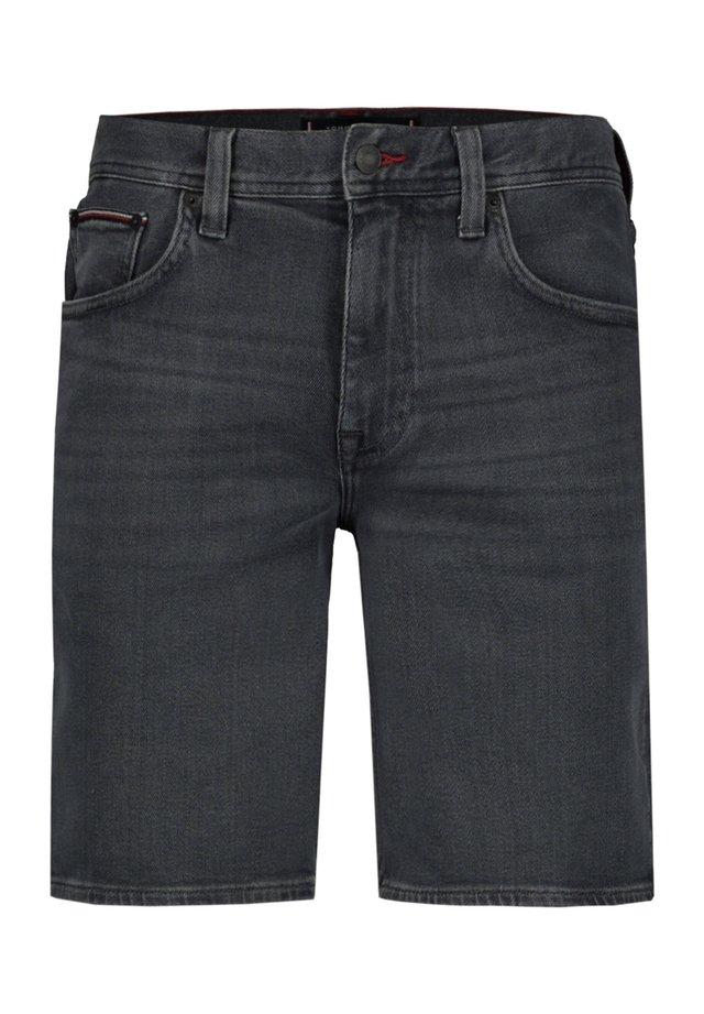 HERREN - Denim shorts - grau (13)