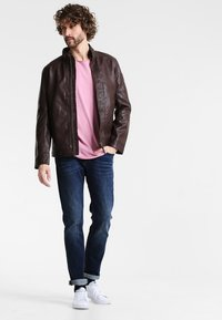 Tommy Hilfiger - DENTON - Straight leg jeans - new dark stone - 1