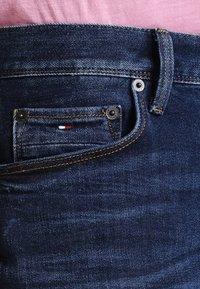 Tommy Hilfiger - DENTON - Straight leg jeans - new dark stone - 3
