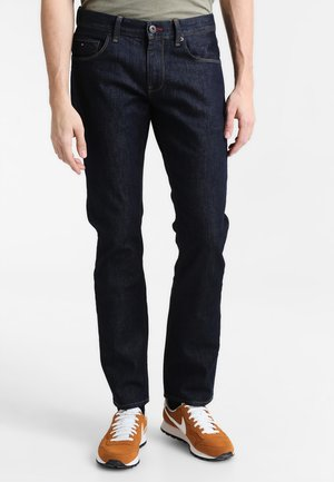 DENTON - Jeans a sigaretta - new clean rinse