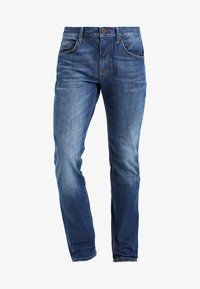Tommy Hilfiger - DENTON - Jeansy Straight Leg - new mid stone - 5