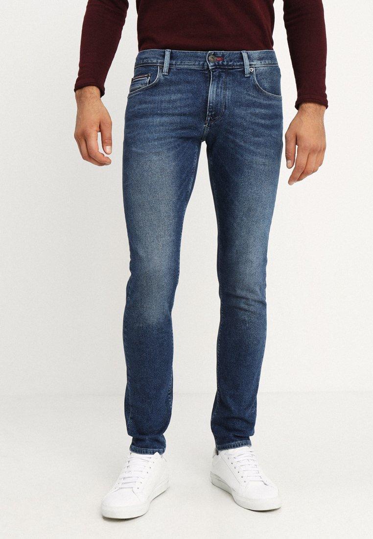 Tommy Hilfiger - LAYTON ELMORE - Slim fit jeans - denim