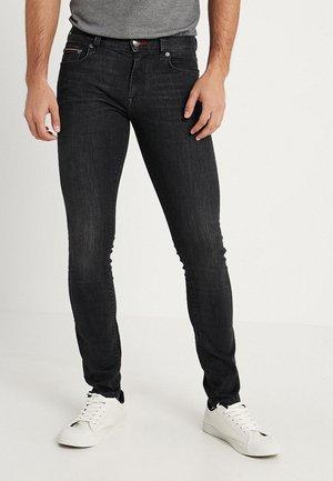 LAYTON ARIMO - Jeans slim fit - denim