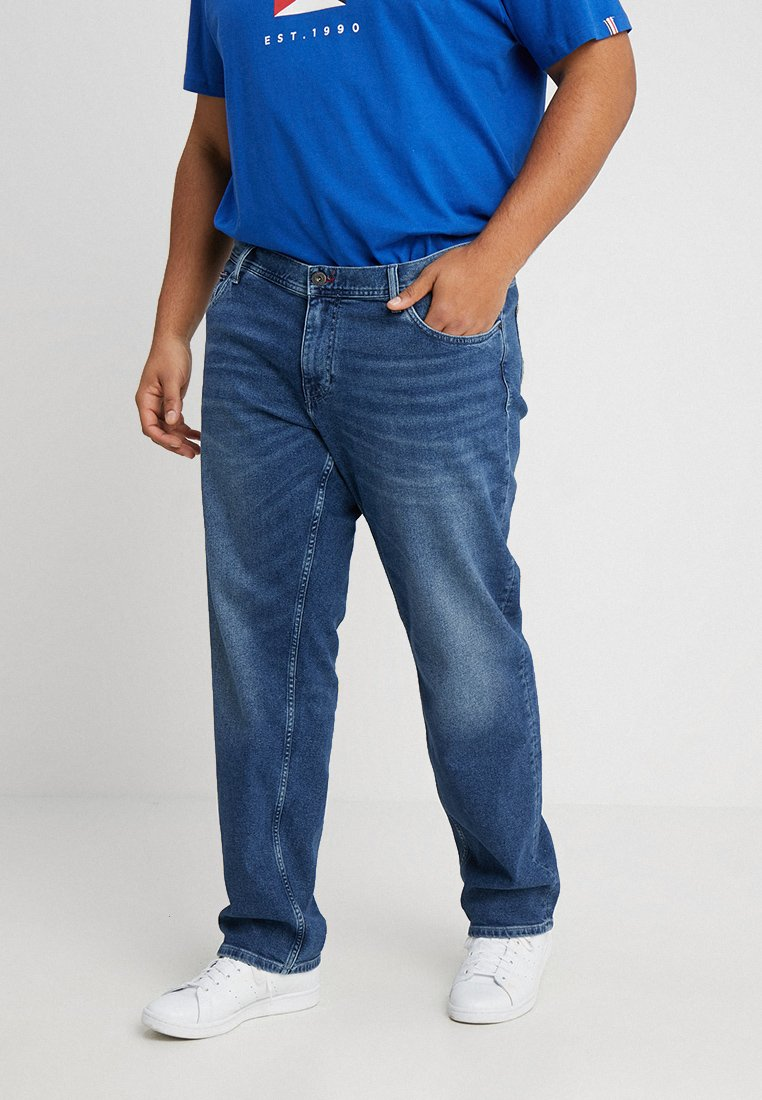 Tommy Hilfiger - MADISON ELMORE - Jeans Straight Leg - denim
