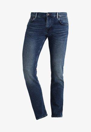 STRAIGHT DENTON ELMORE - Jeans Straight Leg - denim