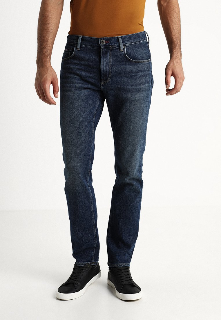 Tommy Hilfiger - REGULAR MERCER AMMON - Straight leg jeans - denim