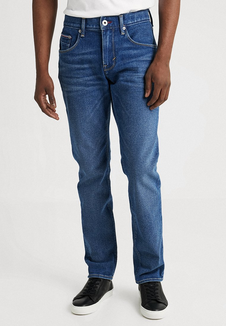 Tommy Hilfiger - STRAIGHT DENTON IMPERAL - Jeans Straight Leg - denim