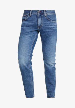 STRAIGHT DENTON MEDINA  - Jeans Straight Leg - blue denim