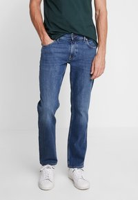 Tommy Hilfiger - DENTON AYNOR - Jeans straight leg - denim - 0