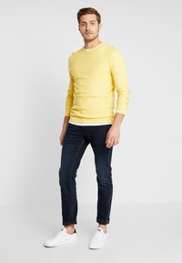 Tommy Hilfiger - DENTON  - Slim fit -farkut - denim