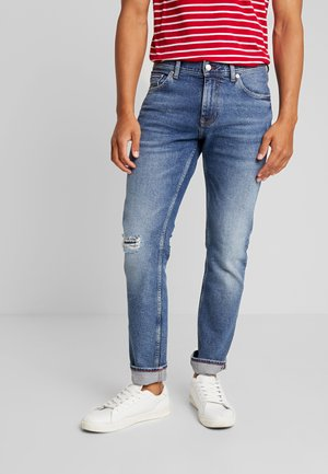 SLIM BLEECKER LOMPOC - Slim fit jeans - blue denim