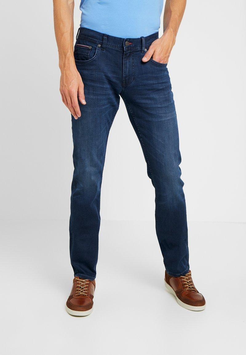 Tommy Hilfiger - DENTON LECON - Jeans a sigaretta - denim