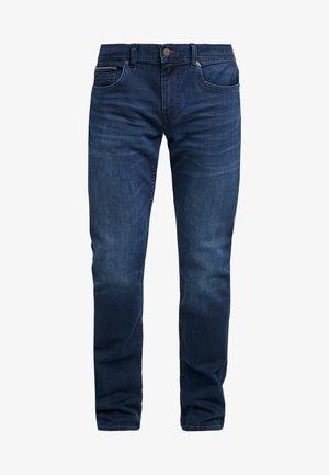 DENTON LECON - Jeans a sigaretta - denim