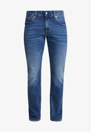 SLIM BLEECKER BAIRO  - Slim fit -farkut - blue denim