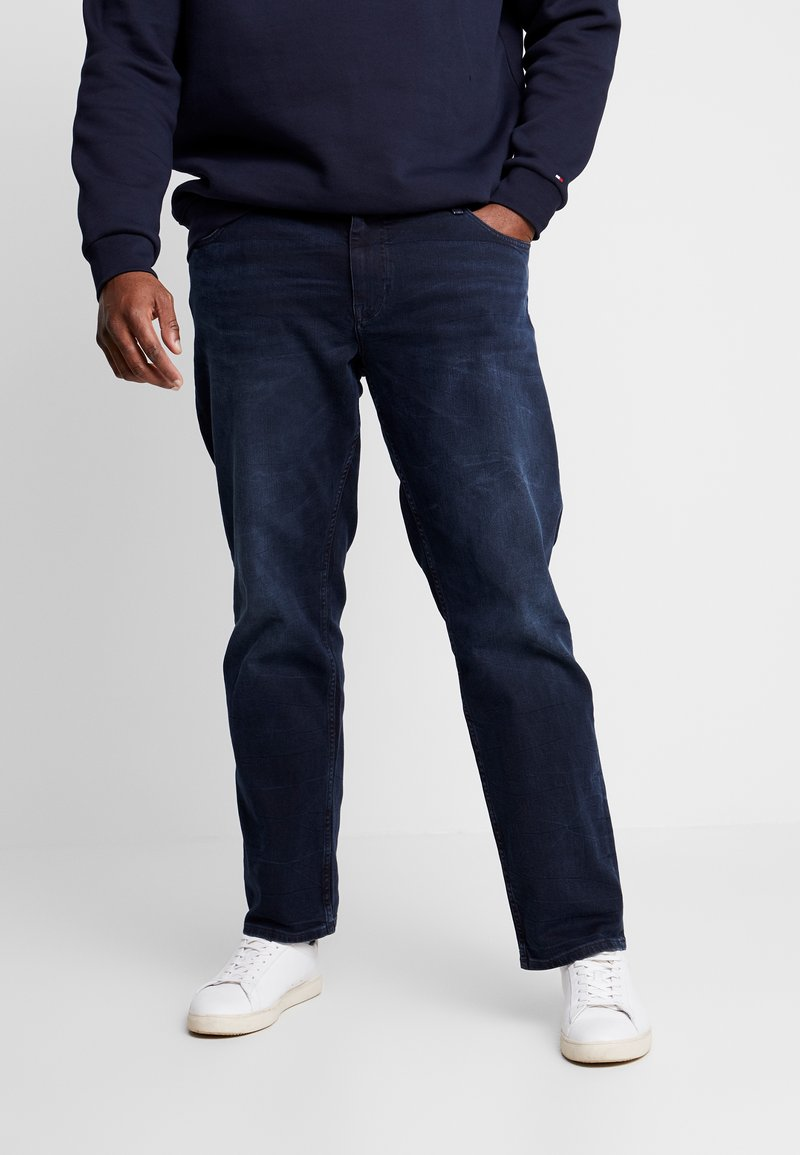 Tommy Hilfiger - MADISON BURKE  - Straight leg jeans - dark-blue denim