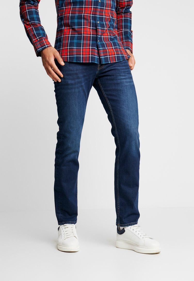 Tommy Hilfiger - STRAIGHT DENTON BOWIE  - Straight leg jeans - denim