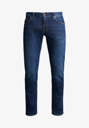 STRAIGHT DENTON BOWIE  - Jean droit - denim