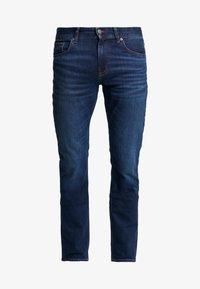 Tommy Hilfiger - SLIM BLEECKER  - Jeans slim fit - dark blue denim - 4