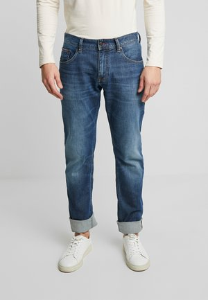 BLEECKER EAST - Jeansy Slim Fit - denim
