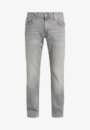 DENTON PACO - Džíny Straight Fit - grey denim