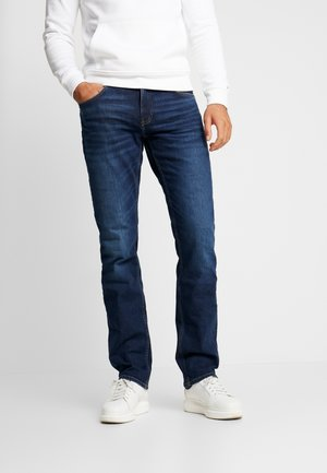 MERCER BOWIE - Straight leg jeans - denim