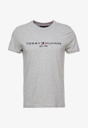 LOGO TEE - Camiseta estampada - grey