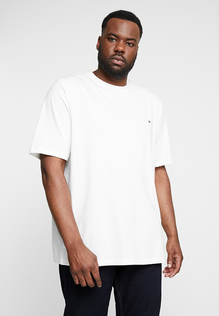 Tommy Hilfiger - STRETCH FIT TEE - T-Shirt basic - white