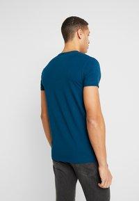 Tommy Hilfiger - T-shirt print - blue - 2