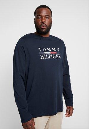 B&T SLEEVE TEE - Långärmad tröja - blue