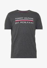 Tommy Hilfiger - Print T-shirt - grey - 3