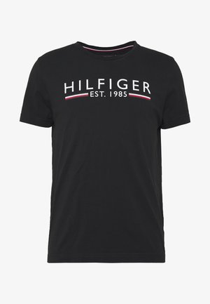 1985 TEE - T-Shirt print - black