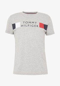 Tommy Hilfiger - T-Shirt print - grey - 4