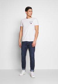 Tommy Hilfiger - YACHT CLUB TEE - Print T-shirt - white - 1