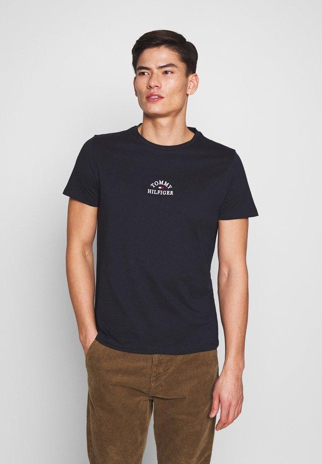 ARCH TEE - T-shirt print - blue