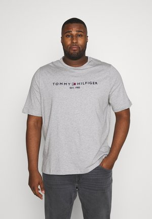 LOGO TEE - T-shirt con stampa - grey