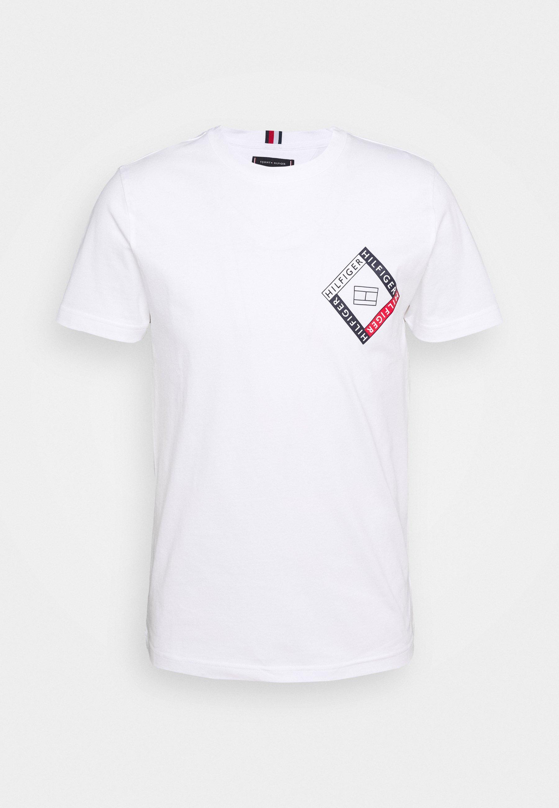 CORP DIAMOND TEE T shirt imprimé white
