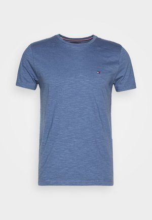 SLUB TEE - T-shirt basic - blue
