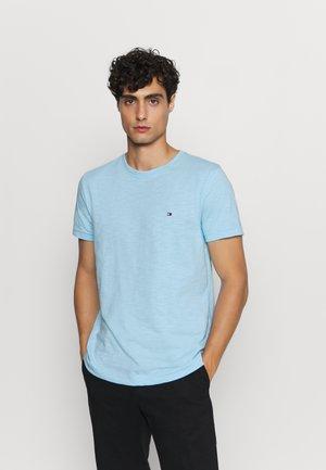 SLUB TEE - T-shirt basic - blue